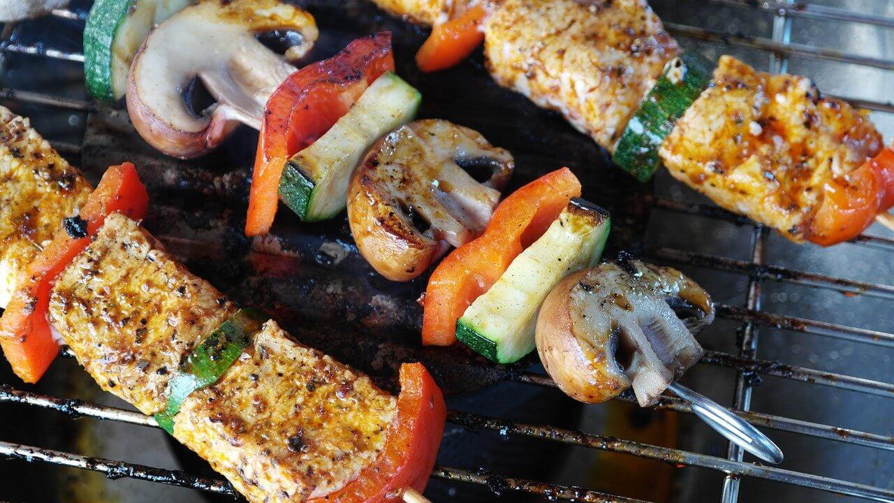 grillwerkzeug grillspieße